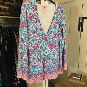Lilly Pulitzer Large Cover Up 🐚🐠